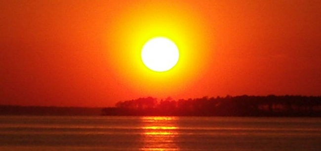 Por que o sol é amarelo