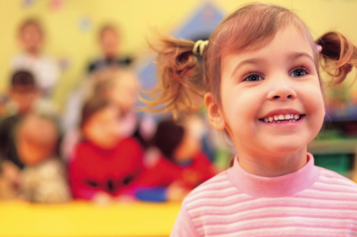 Brasil tem mais crianças matriculadas na pré-escola