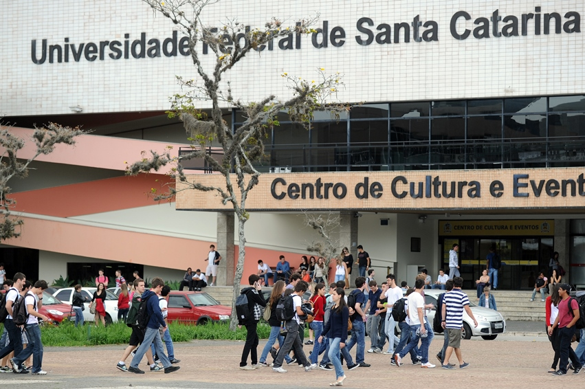 UFSC anuncia cancelamento do Vestibular 2020/2