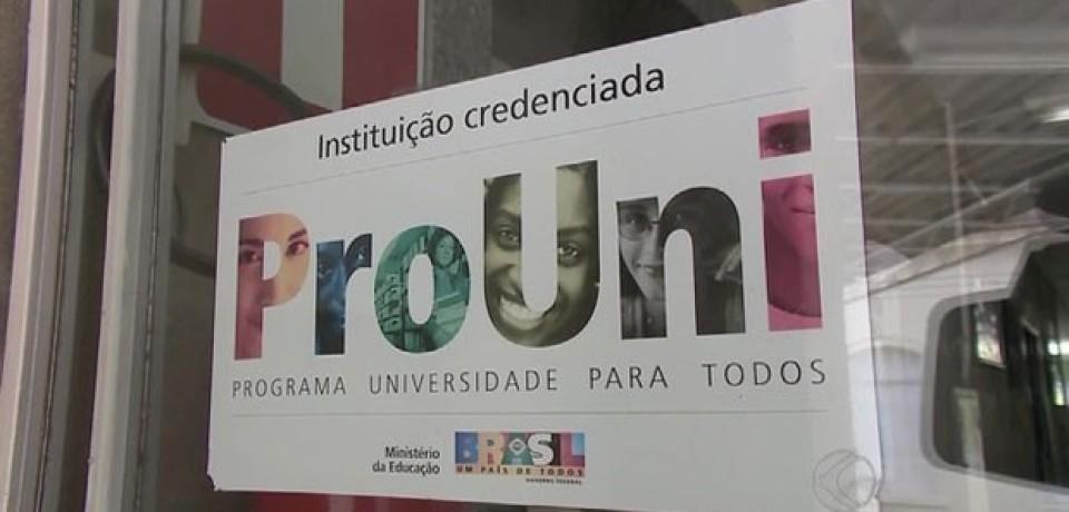 Estão abertas as inscrições para o Prouni 2016 2