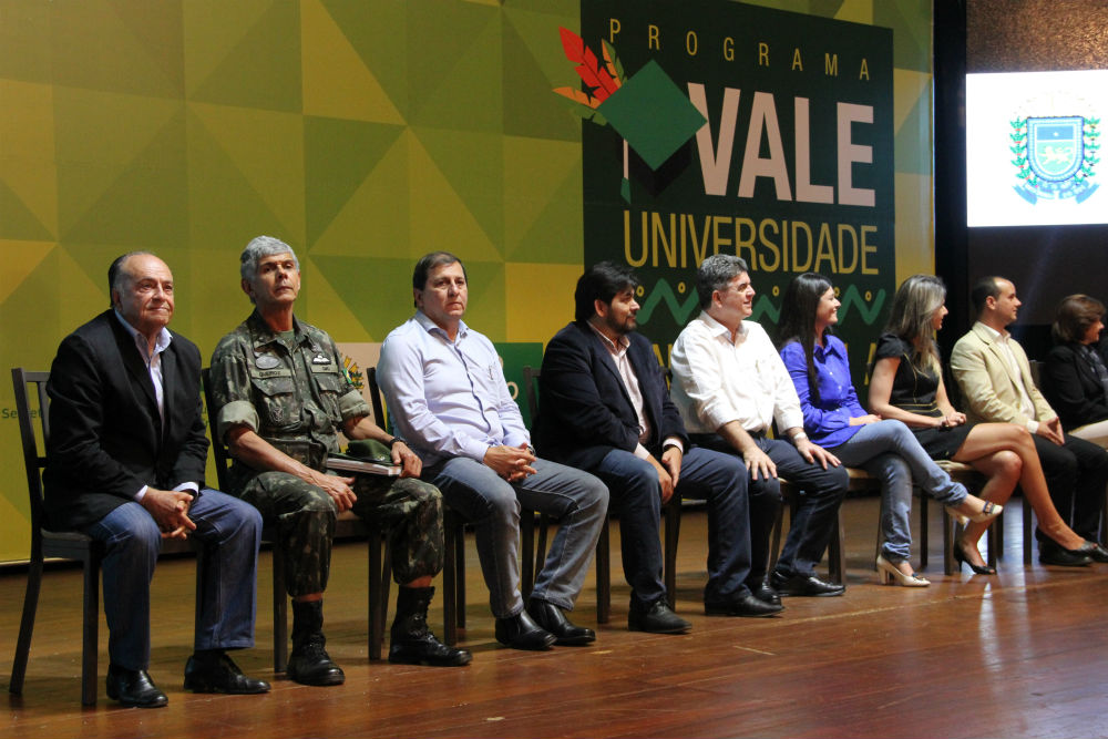 Governo do estado do Mato Grosso do Sul oferece vagas no Programa Vale Universidade 3