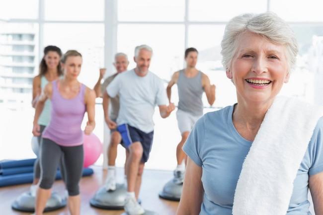 Principais exercícios para a terceira idade