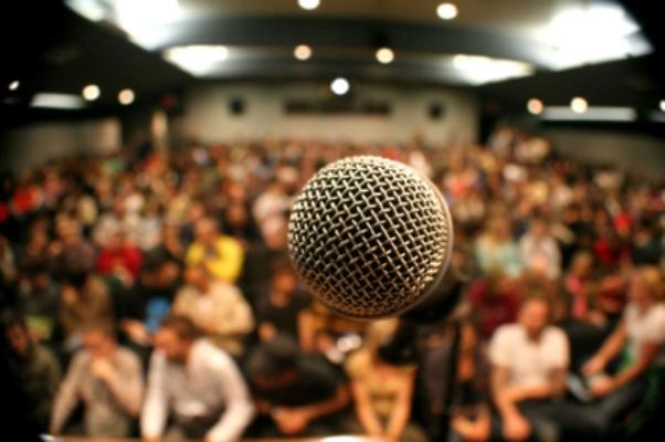 palestrante profissional