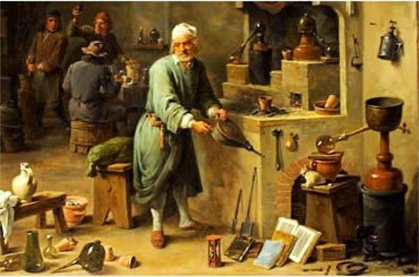 Alquimista Quimica