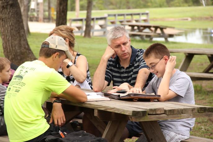 Familia Estudar