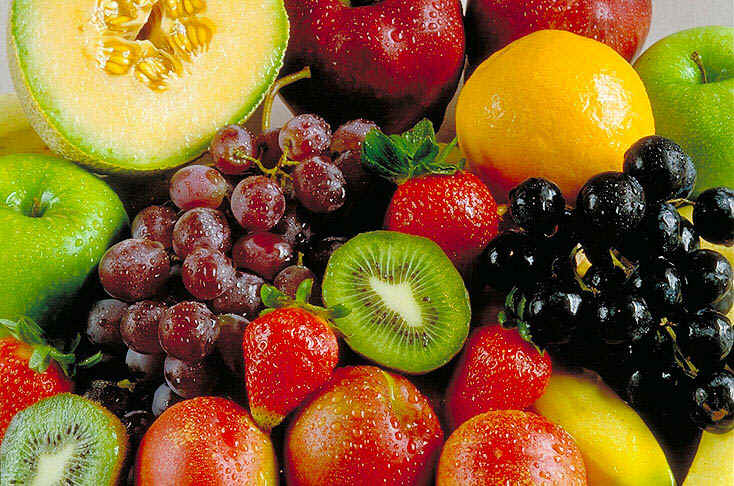 Frutas Açúcar