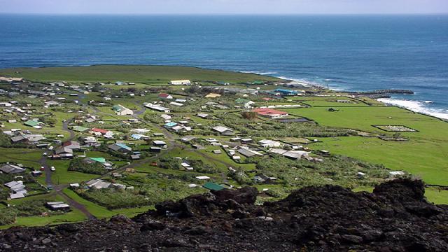 Lugares mais isolados Terra