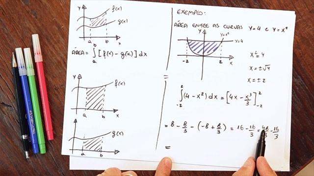 O que são integral e derivada