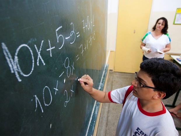Olimpíadas de Matemática das Escolas Públicas estão com inscrições abertas