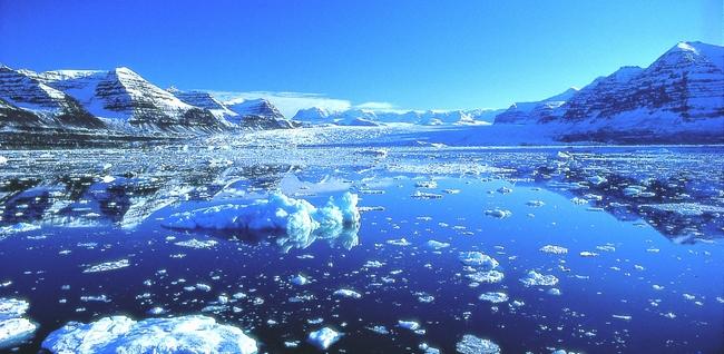 109 anos do descobrimento do Polo Norte