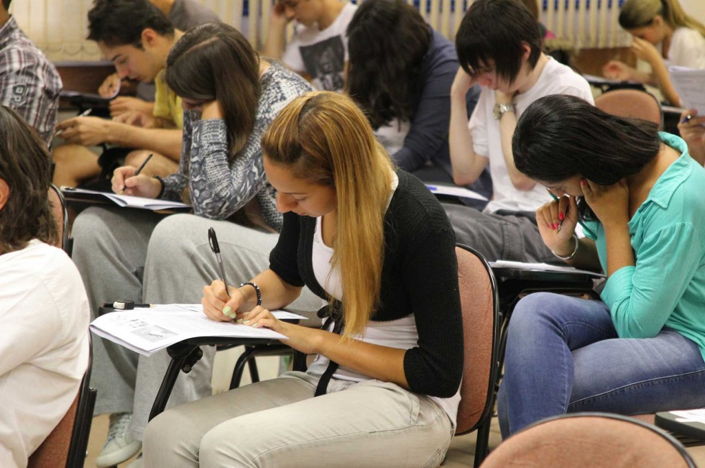 Alunos com boas notas na escola poderão ganhar um bônus no ENEM