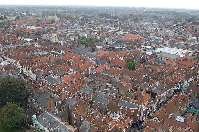 Cidades medievais guardam muita história