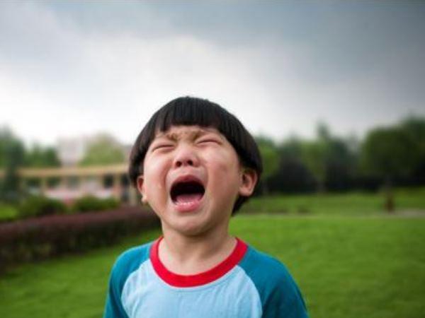 Criança Chorar
