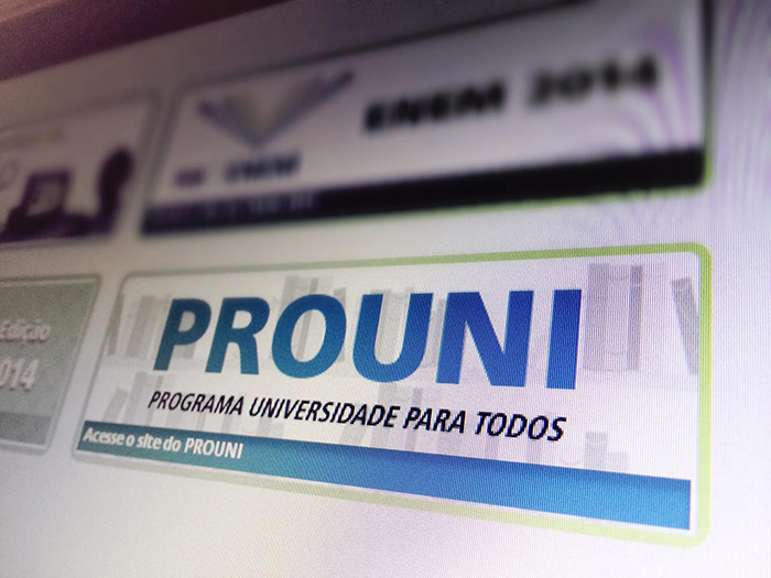 MEC abre consulta de bolsas do ProUni 2019/1