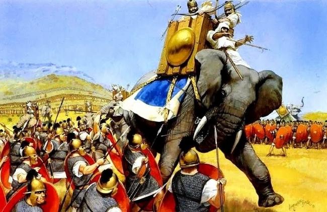 Guerras que marcaram a Roma Antiga