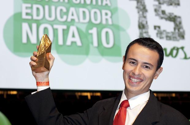 Inscrições abertas para a 19 edição do Prêmio Educador Nota 10 2