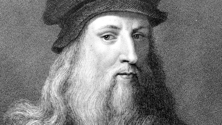Leonardo da Vinci 497 anos
