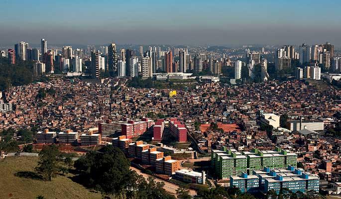 Os principais conceitos de Urbanização