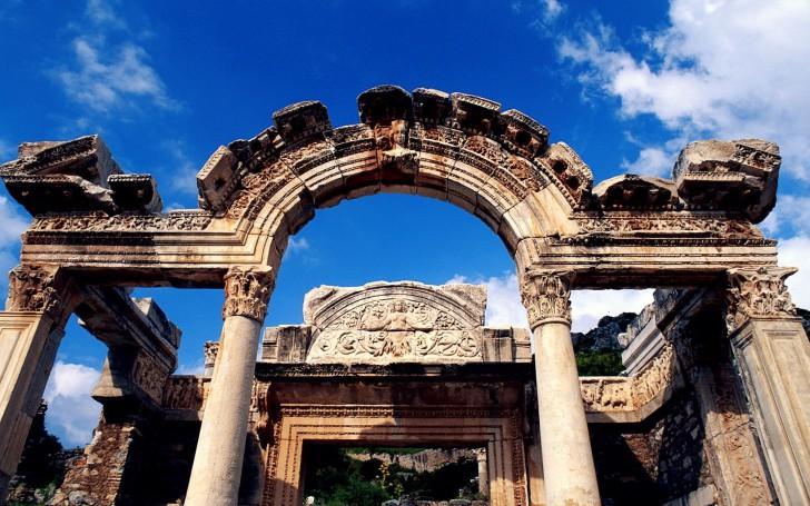Pontos históricos da Turquia