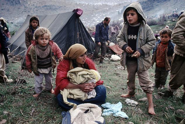 Qual a diferença entre curdos e sunitas