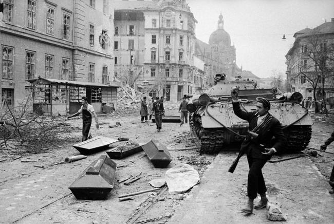 revolução húngara