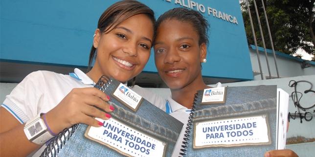 Cursinho pré-vestibular gratuito abre inscrições na Bahia