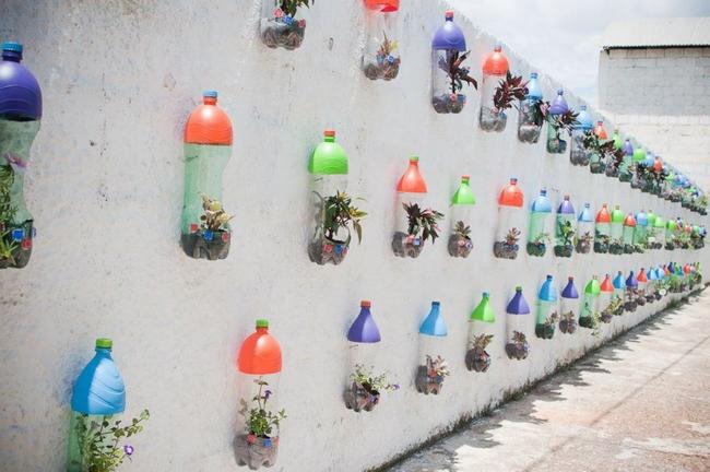 Garrafa Pet Artesanato Reciclagem E Decoração Curiosidades