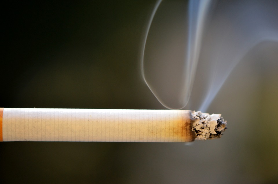 Doença Causada pelo Cigarro