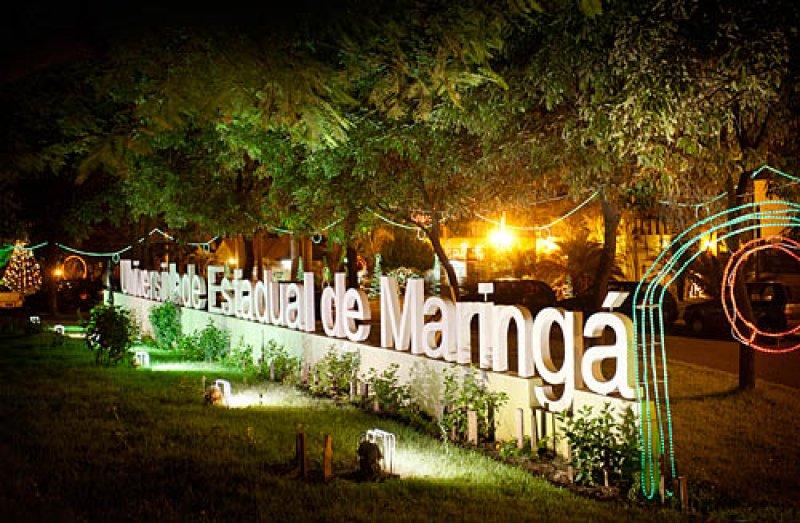 Inscrições para vestibular da Universidade Estadual de Maringá termina hoje