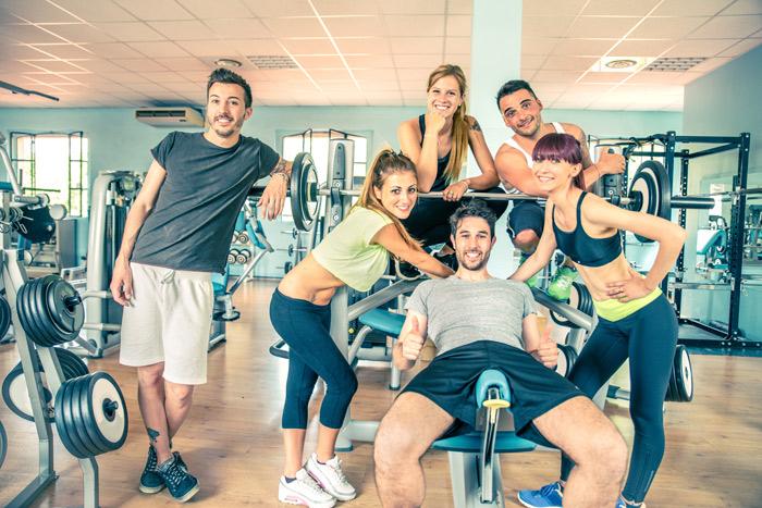 Musculação Companhia