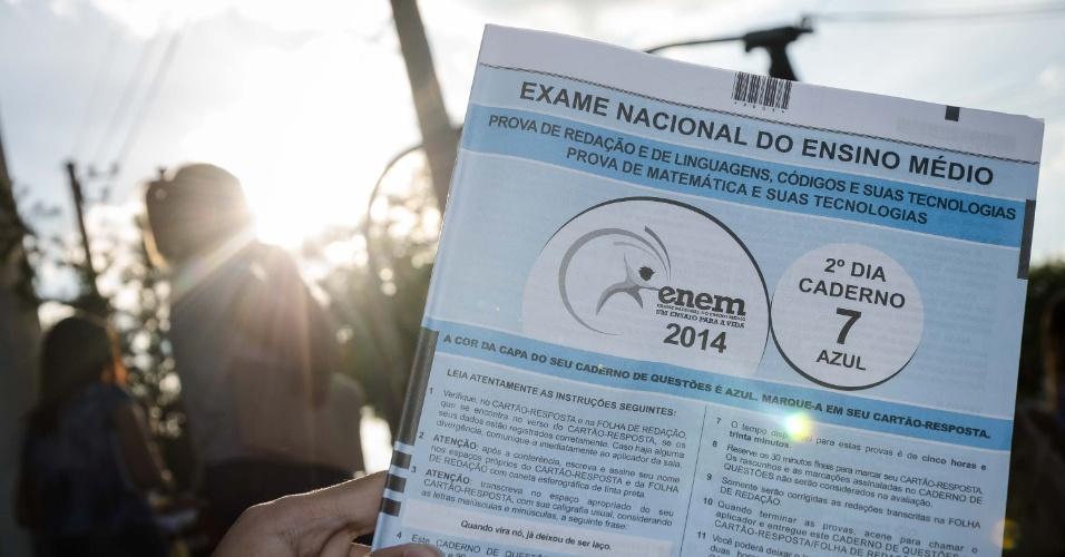 Prazo para pagamento da taxa de inscrição no Enem termina hoje 2