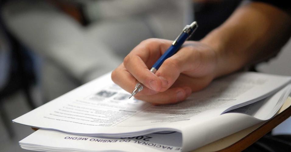 Prazo para pagamento da taxa de inscrição no Enem termina hoje