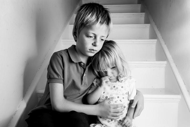 Consequências físicas e psicológicas de crianças abusadas