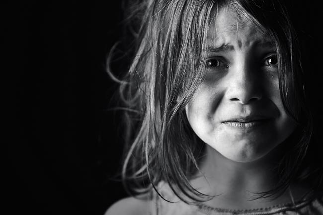 Criança Abusada