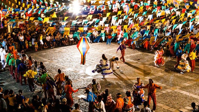 Festa de São João origem detalhes