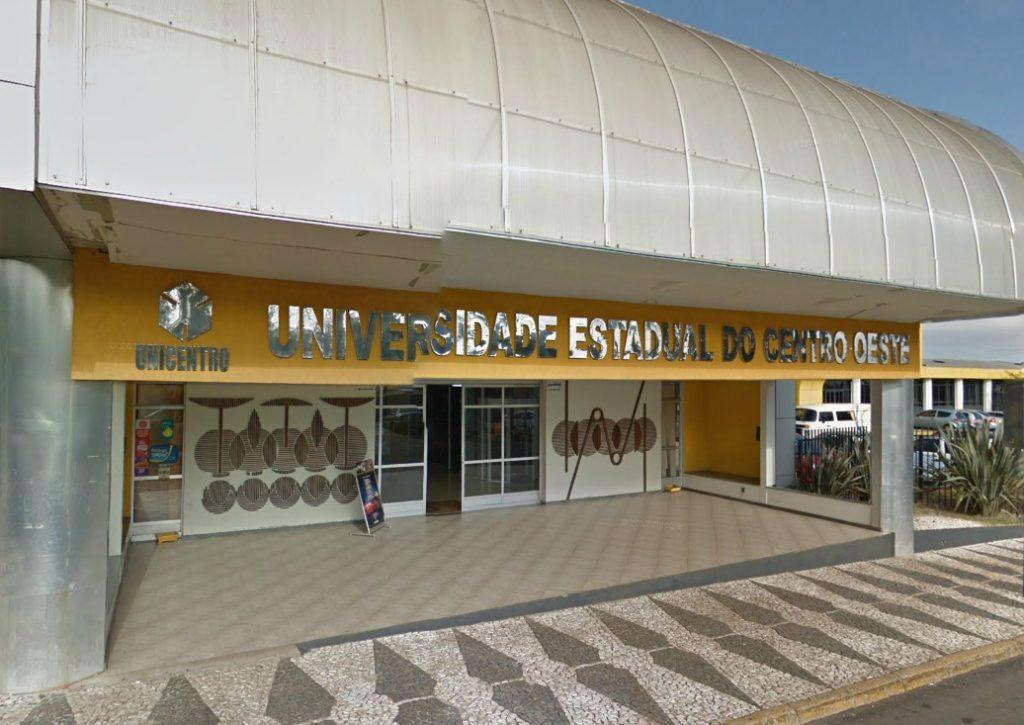 Inscrições para pedidos de isenções no vestibular da Unicentro estão abertas 2