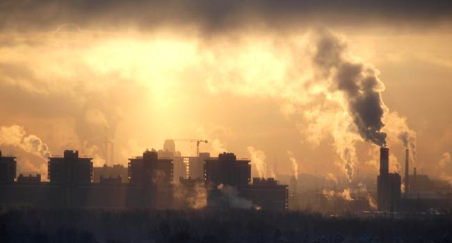 Tipos de poluição comuns século XXI