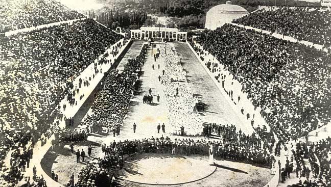 Resultado de imagem para Origem dos Jogos Olímpicos