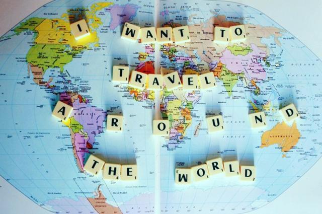 Como viajar pelo mundo 365 dias