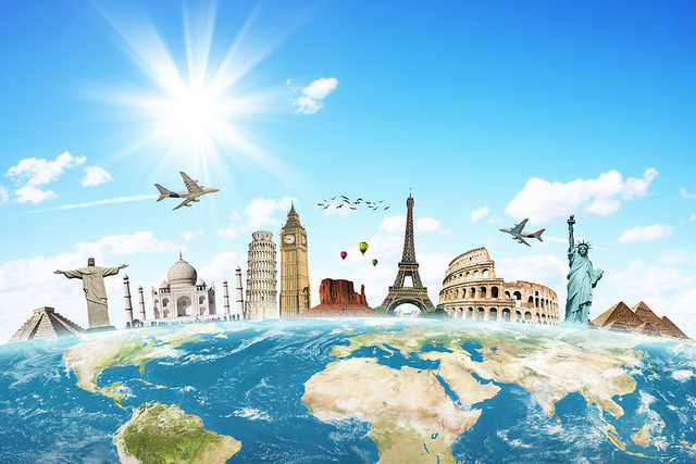 Como viajar pelo mundo em 365 dias
