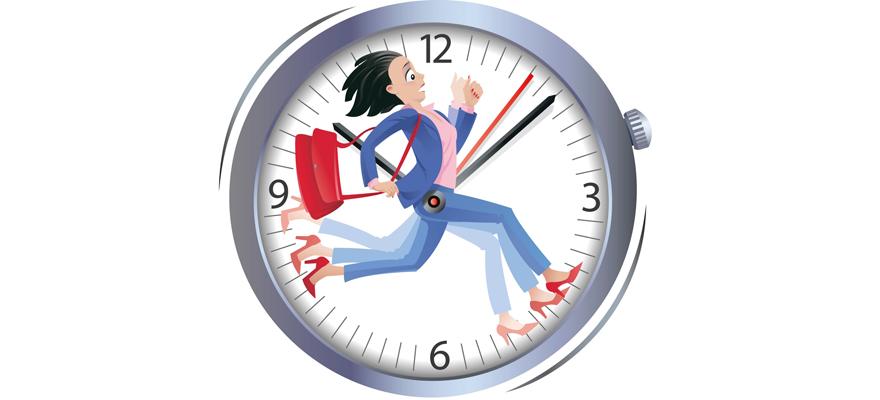 Dicas de administração de tempo para estudantes