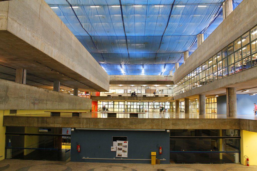 Escola de arquitetura da USP passará a destinar vagas para o Sisu 2