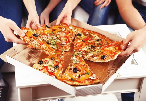 acaba em pizza