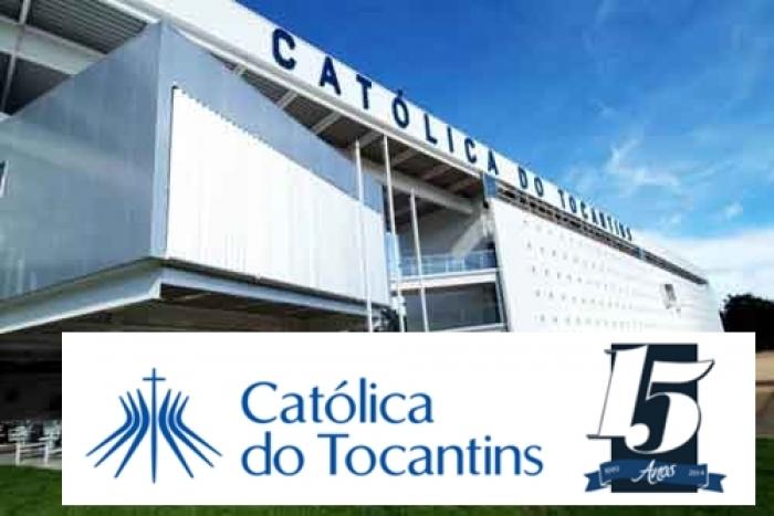 Abertas inscrições para vestibular da Universidade Católica de Tocantins 2