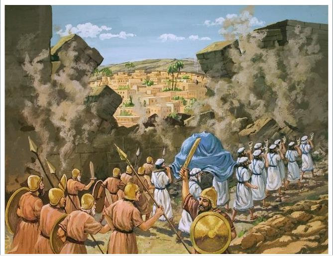 Muro Jericó