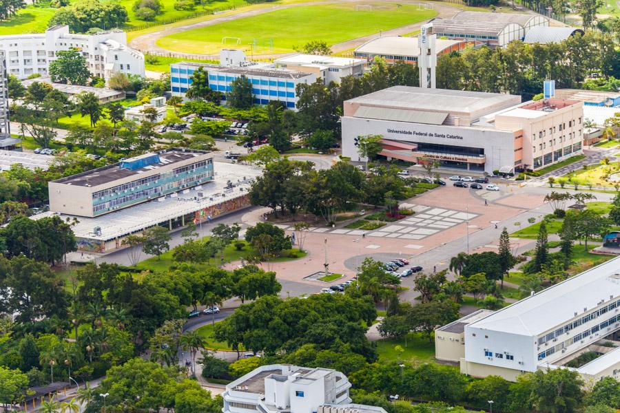Universidade Federal de Santa Catarina abre inscrições para o vestibular
