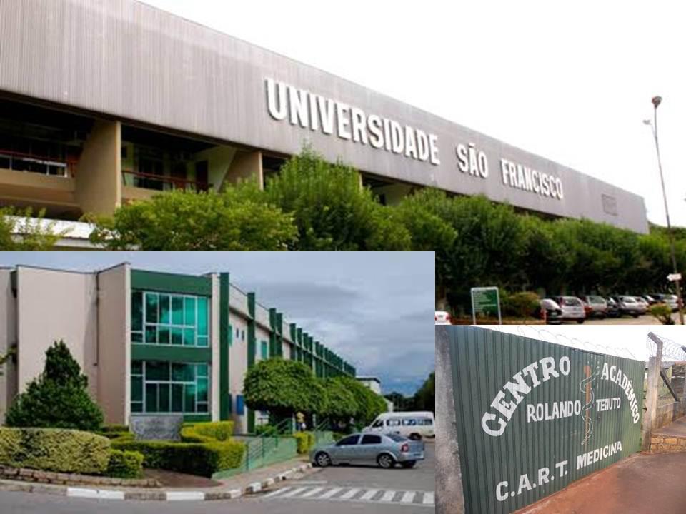 Universidade São Francisco abre inscrições para o vestibular 2018