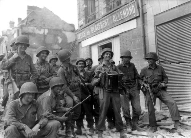 Batalha da Normandia