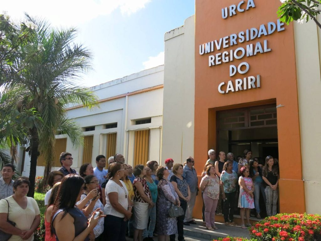URCA (CE) divulga resultado final do vestibular 2018/1