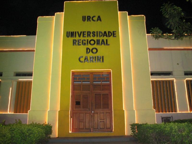 URCA (CE) abre inscrições para processo seletivo vestibular 2018/1